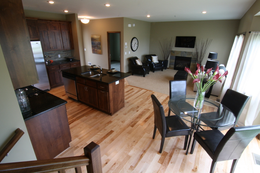 Kitchen/Dinette/Great Room