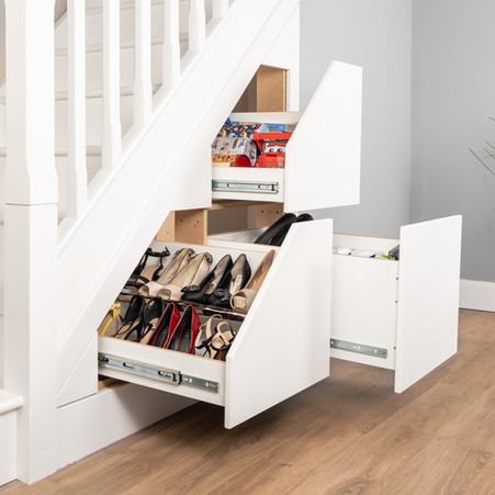 10 Ideas on How to Take Advantage of the Space under Stairs