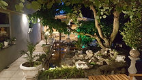 Decor pizzico terrasse veranda