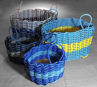 Maine Rope Basket