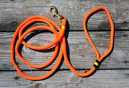 Maine Rope Dog Leash