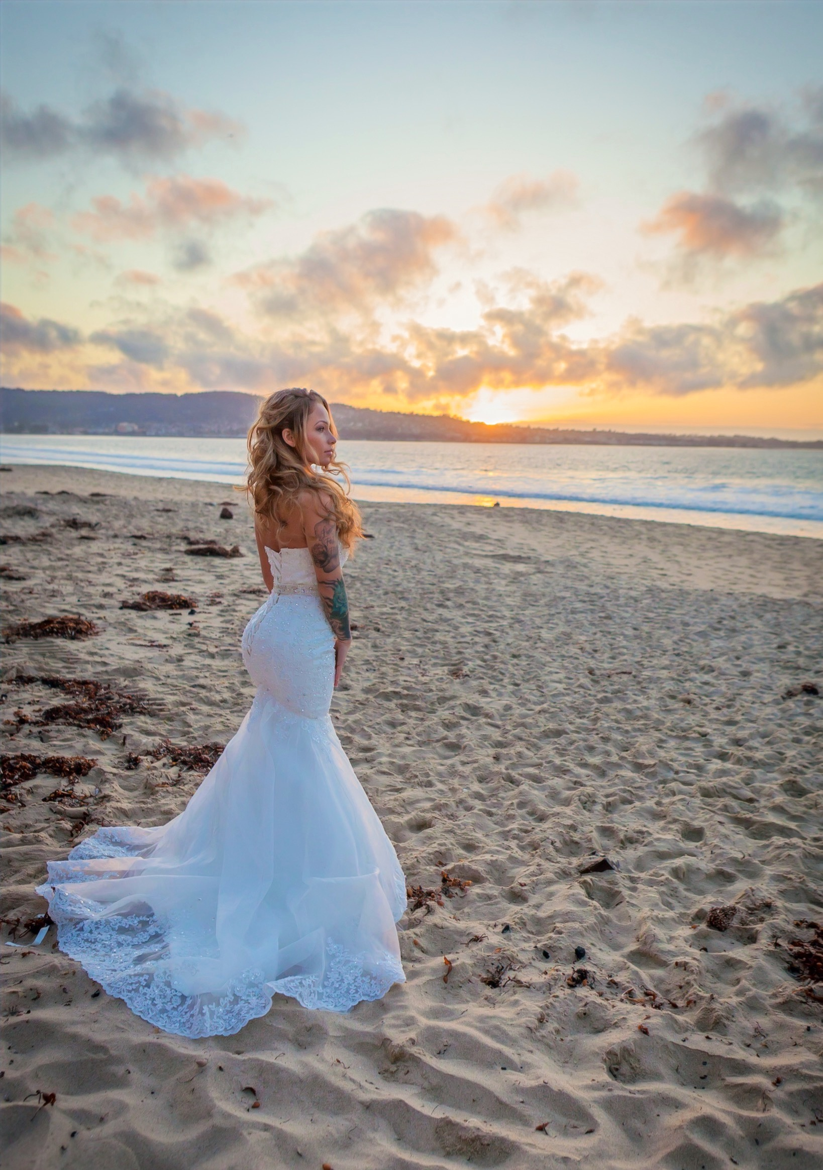 Wedding Bride Beach