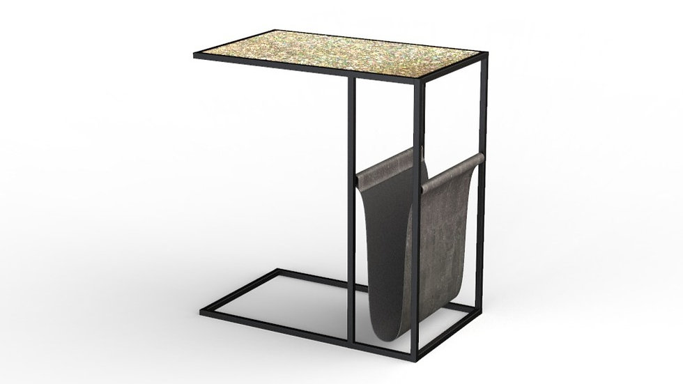 Lever Side Table