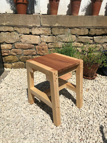 Solid Wood Cafe Stools