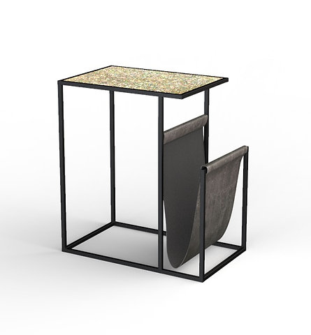 Linear Side Table