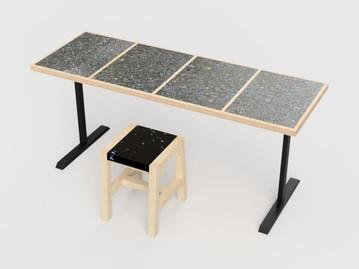 Our new bespoke desks