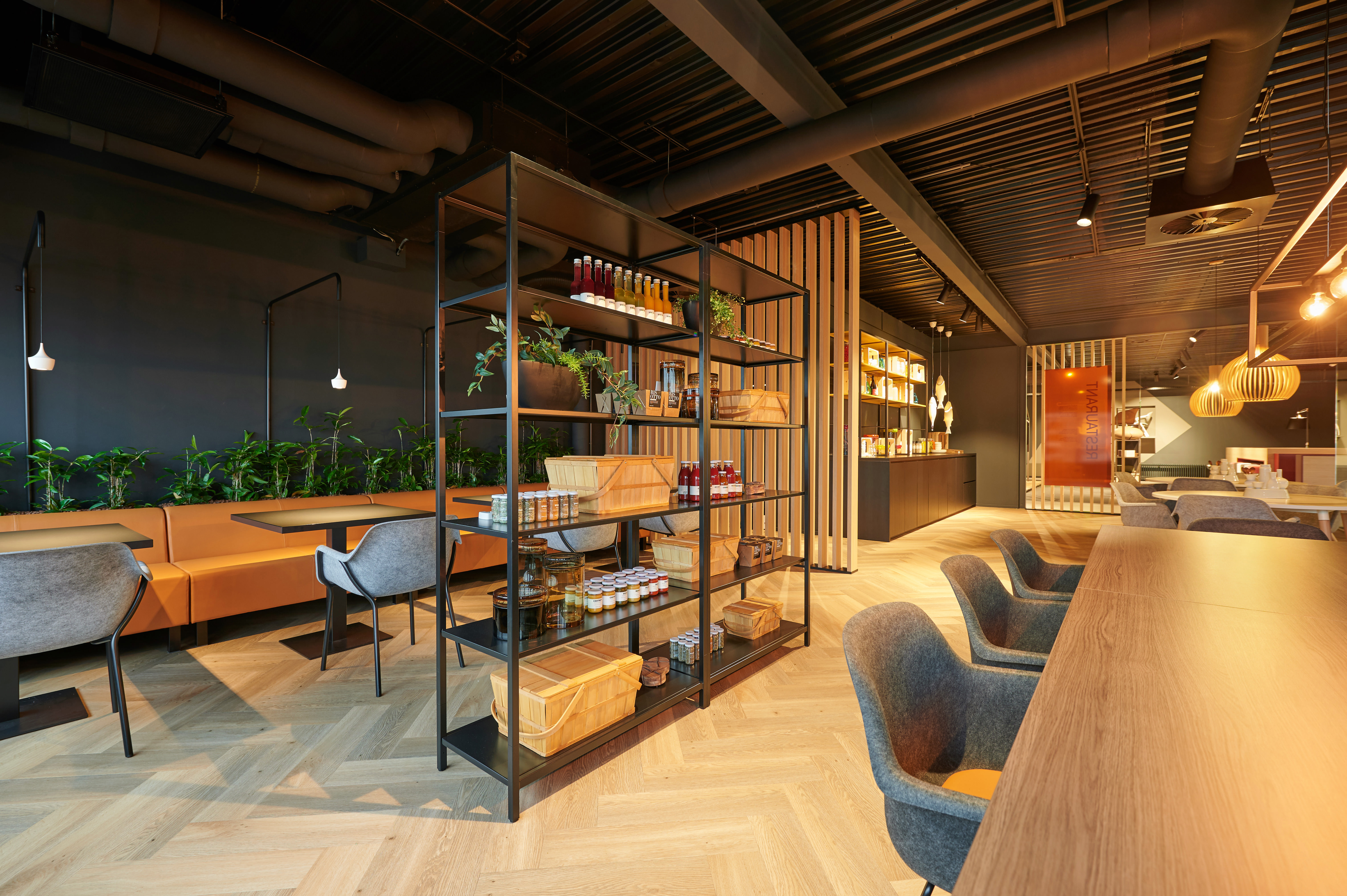 Afstyling Interieur in Hospitality