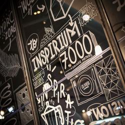 Inspirium Kas | festival graphics