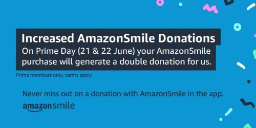 Amazon Prime UK is Doubling Their Donation Rate!