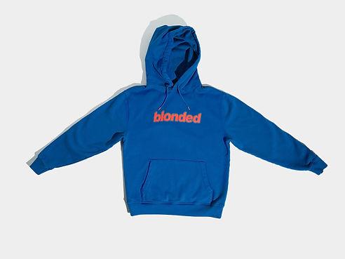 Blonded-Logo-Hooded-Sweatshirt-Blue-Red_