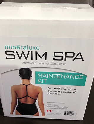 Mineraluxe Swim Spa Kit