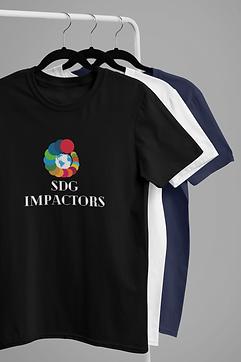 SDG-Impactors-brand-t-shirts
