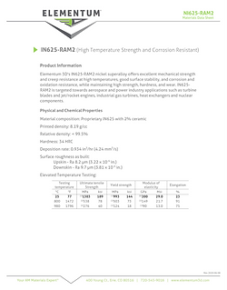 IN625-RAM2 Data Sheets 2021-01-14 Pg1 FI