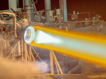 Aerojet Rocketdyne successfully tests 3D printed thrust chamber for RL10 rocket engine
