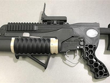 U.S. Army tests RAMBO, a 3D printed grenade launcher