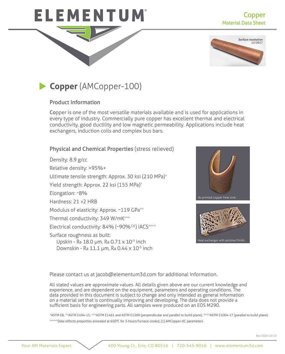 E3D Copper Data Sheet Front 2020-10-13.j