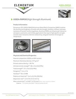 A2024-RAM10 Web Data Sheets 2021-04-02 P