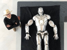 School of Mines built a real-life Iron Man suit for new Discovery Channel series