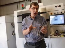 Metal Matrix Composite Demonstrates Additive Manufacturing's Promise for New Materials