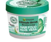 Garnier Ultimate Blends Aloe & Coconut Hair Food Review