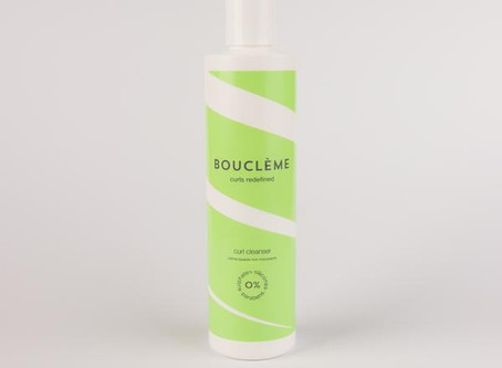 Boucleme Curl Cleanser, Curl Cream & Curl Defining Gel Review