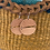 "Thumbnail: ""Leather garden"" earrings"