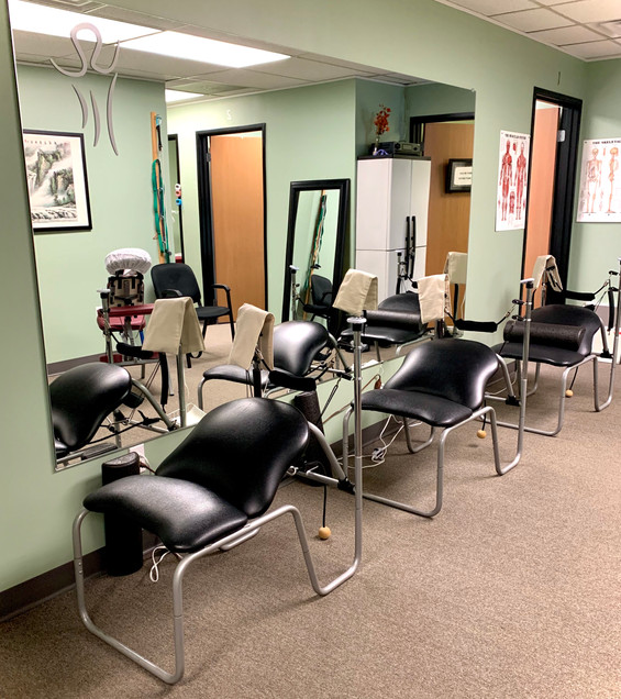 Spinal Recurve Chairs