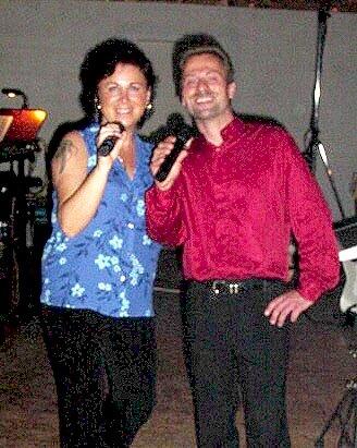 Claudia & Holger 2004
