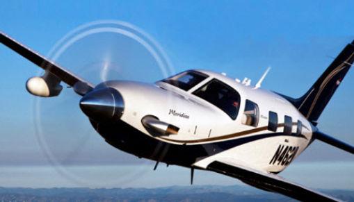Piper Meridian Airplane