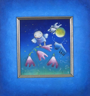 LinnaeaⅡ (リンネ草Ⅱ)(絵のみ).jpg
