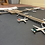 Thumbnail: Jacksonville International Airport Original Terminal 1/400 Scale #1030