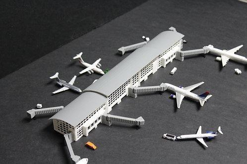 1/400 Regional Terminal - High Detail