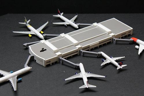 1/400 Scale Terminal Concourse