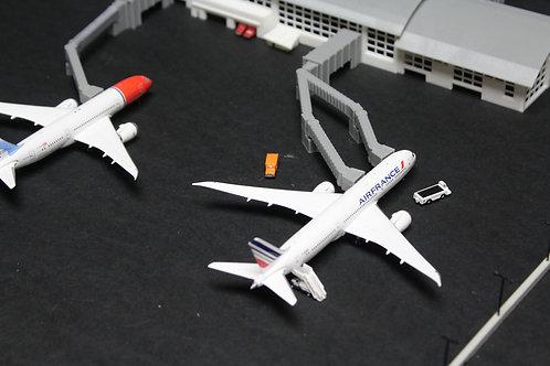 1/400 Wide Body Jet Bridge - Set Of Five