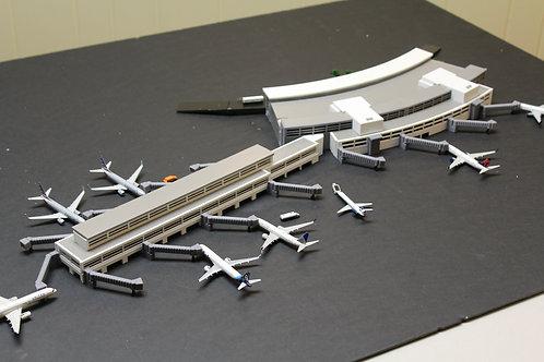 1/400 KOKC Will Rogers Oklahoma CityAirport Terminal