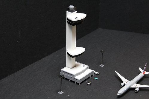 1/400 Model Airport JFK ATC Control Tower
