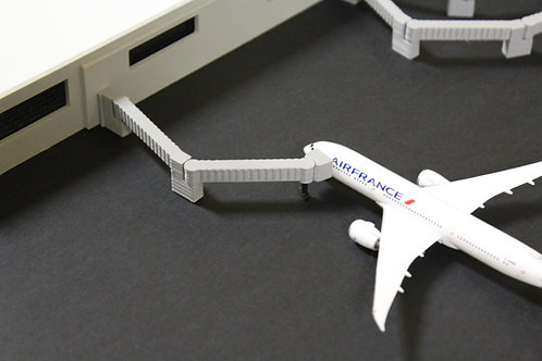 1/400 Jet Bridge - Set Of Six With Extensions