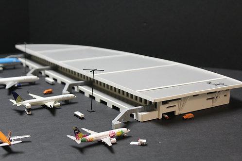 SXM Princess Juliana International Airport 1/400 Terminal Scale Replica