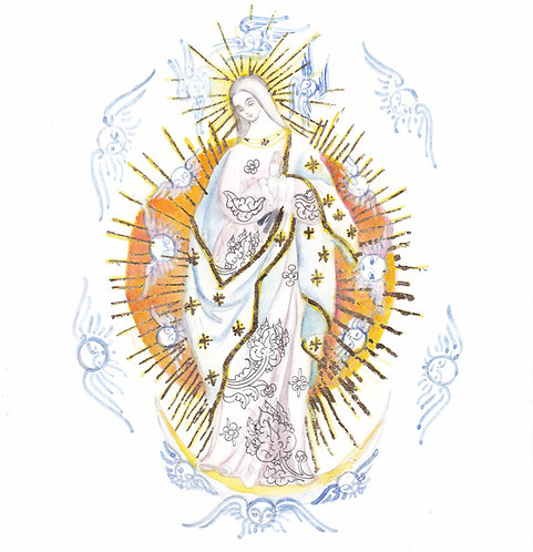 Madonna of the Angels