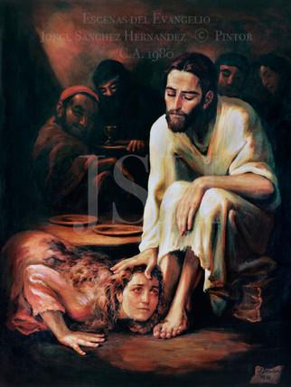 Magdalen repentant