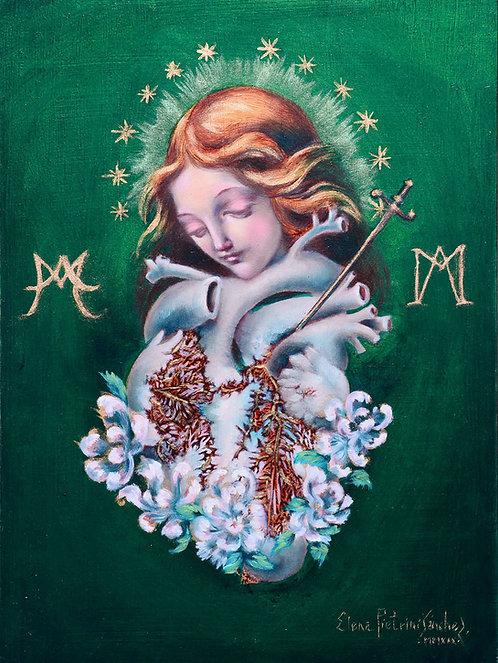 Madonna Heart