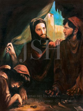 St Mathew's vocation