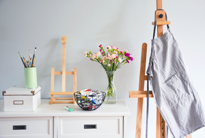 art studio for instagram