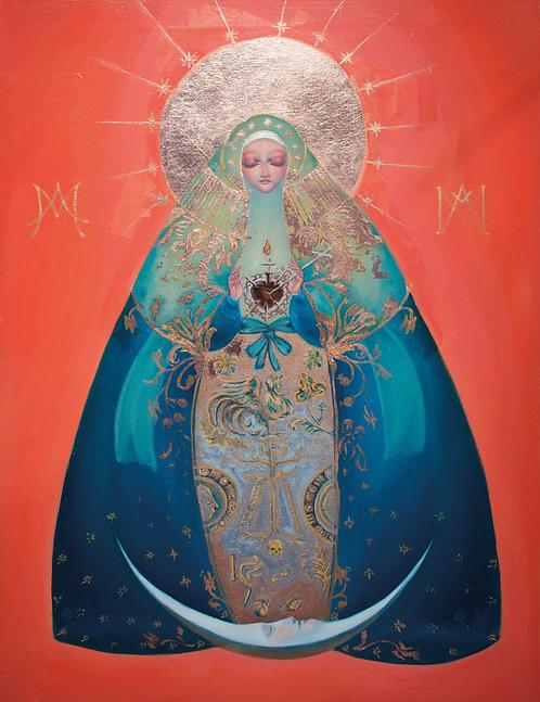 Madonna Dolorosa [Lady of Sorrows]