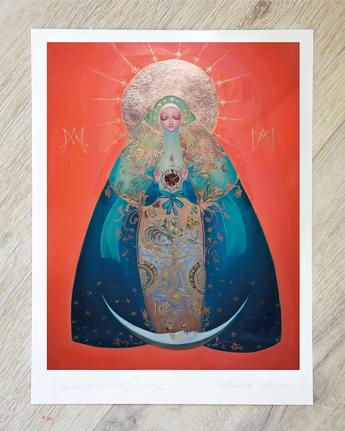 Madonna Dolorosa