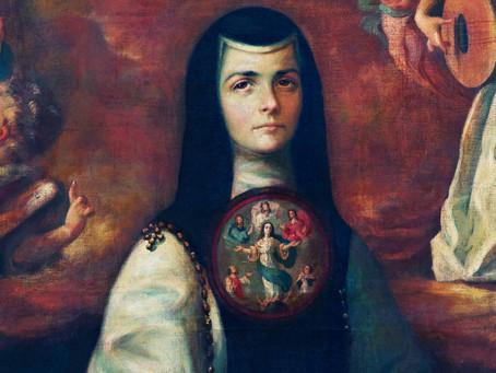 Memórica celebra Sor Juana con exposición digital