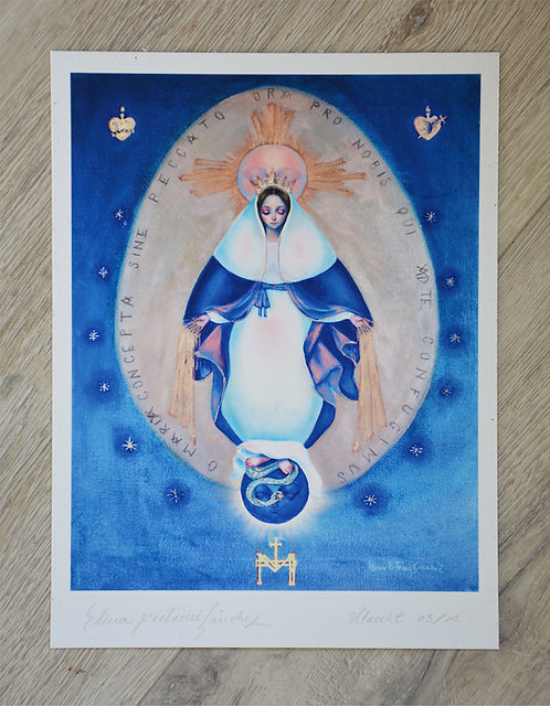 Madonna of the Miraculous Medal