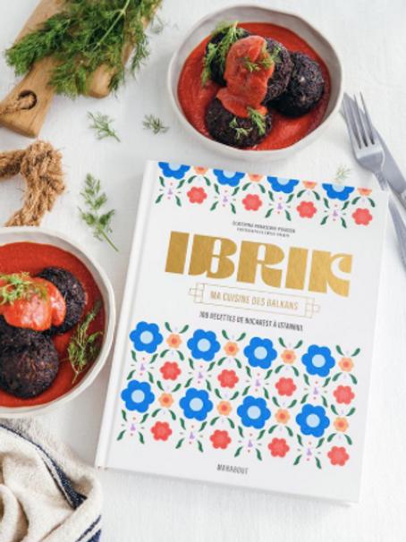IBRIK - de Bucarest à Istanbul - le livre