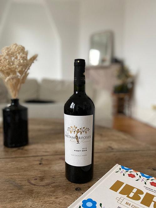 Viile Metamorphosis- Pinot Noir - Roumanie (rouge) bio