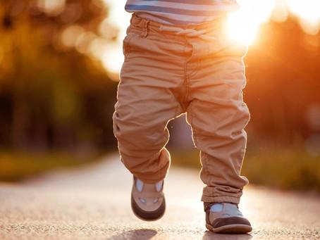 Comment choisir les premières chaussures de bébé ?